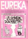 Eureka #33 • Italy Original price: L. 400 Publication Date: 15th June 1970