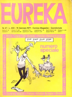 Go to Eureka #47 • Italy