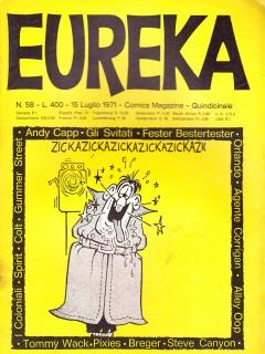 Go to Eureka #58 • Italy