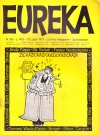 Eureka #58 • Italy Original price: L. 400 Publication Date: 15th July 1971