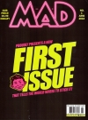 Image of USA MAD Magazine Number 1 - Newsstand Protection Front Cover