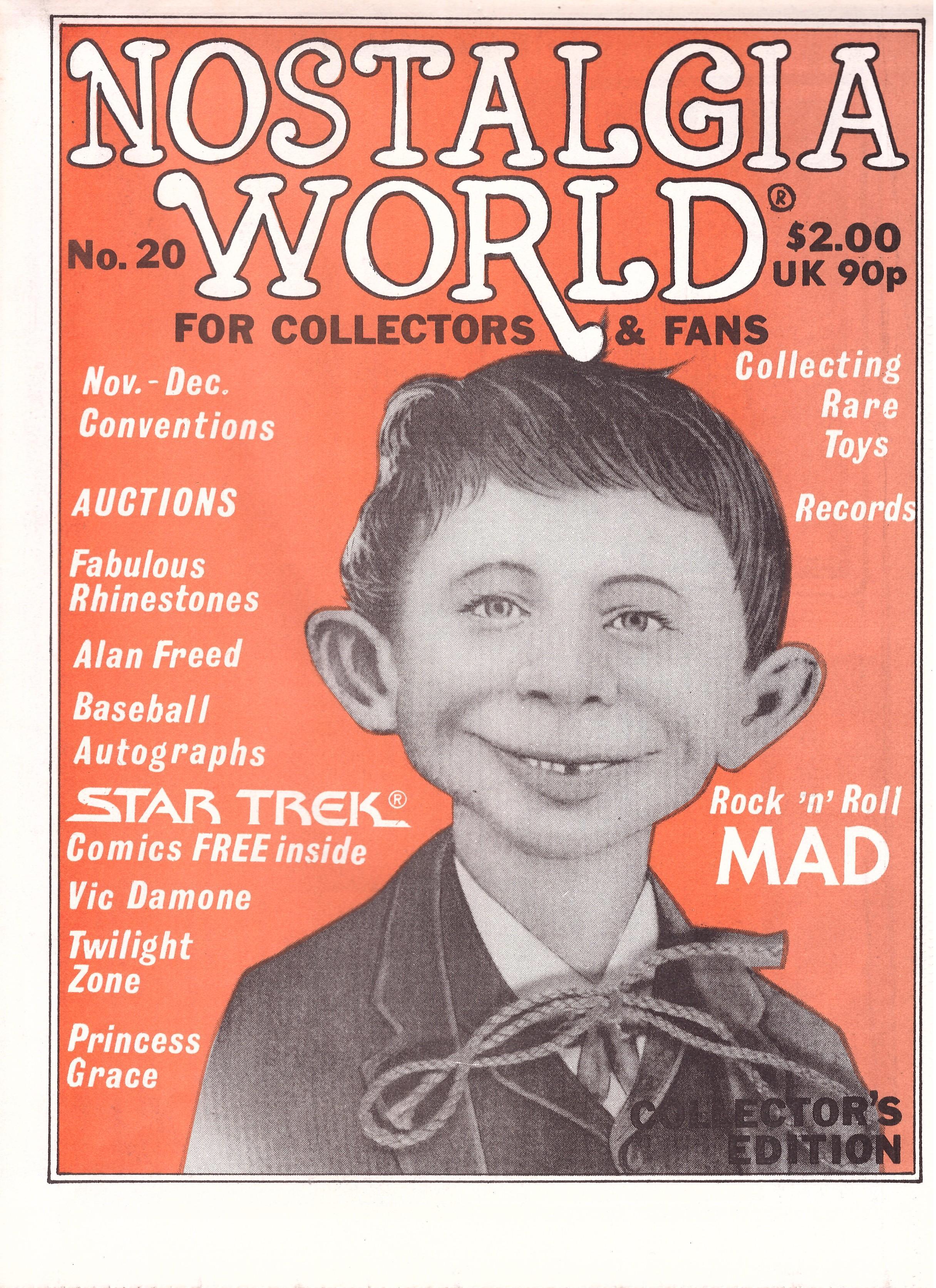 Nostalgia World #20 • USA