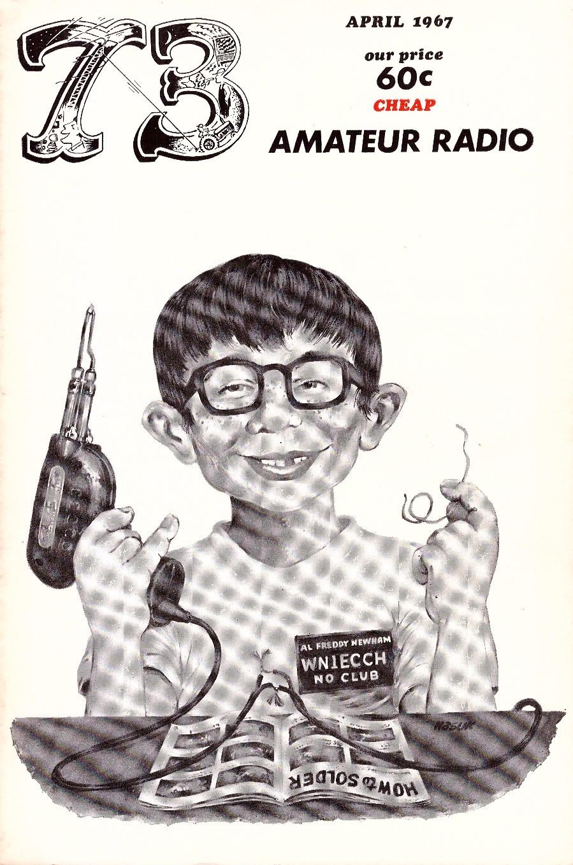 73 Amateur Radio • USA