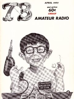 Go to 73 Amateur Radio • USA