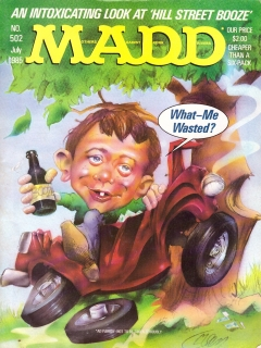 Go to Hustler Magazine (Alfred E. Neuman Cover Spoof) #2 • USA