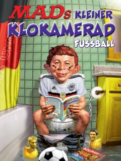 Go to MADs kleiner Klokamerad: Fußball • Germany • 2nd Edition - Dino/Panini