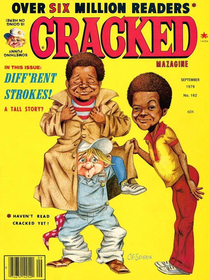 Cracked #162 • USA