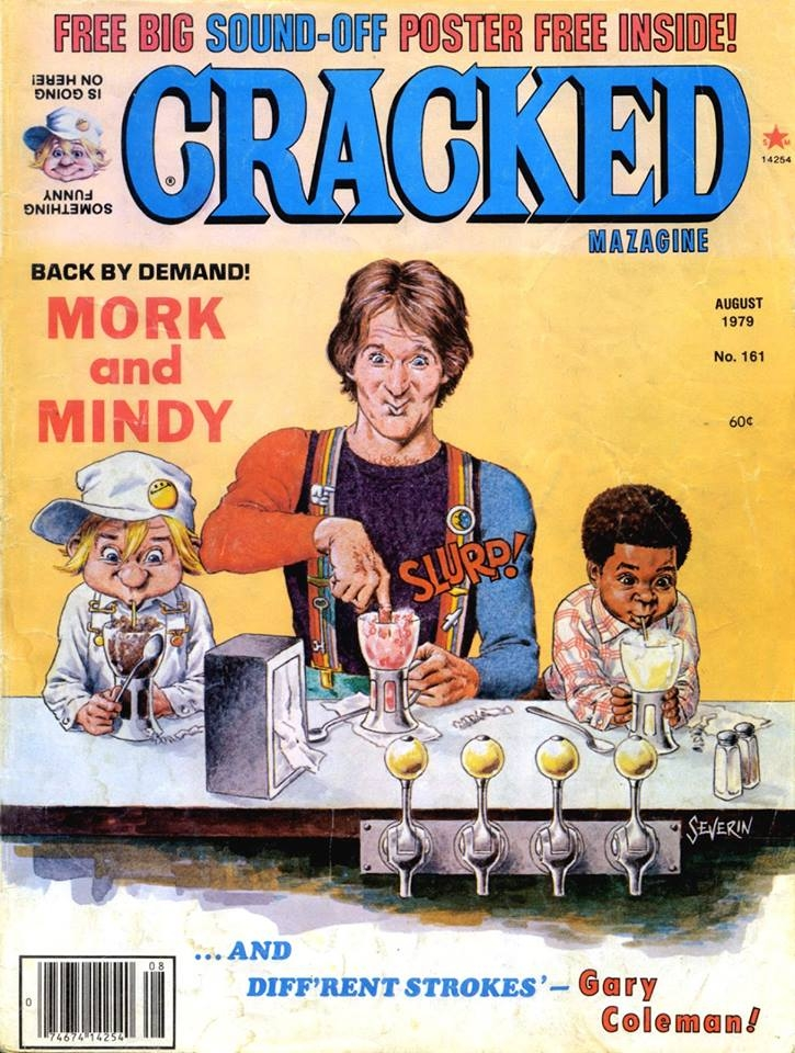 Cracked #161 • USA