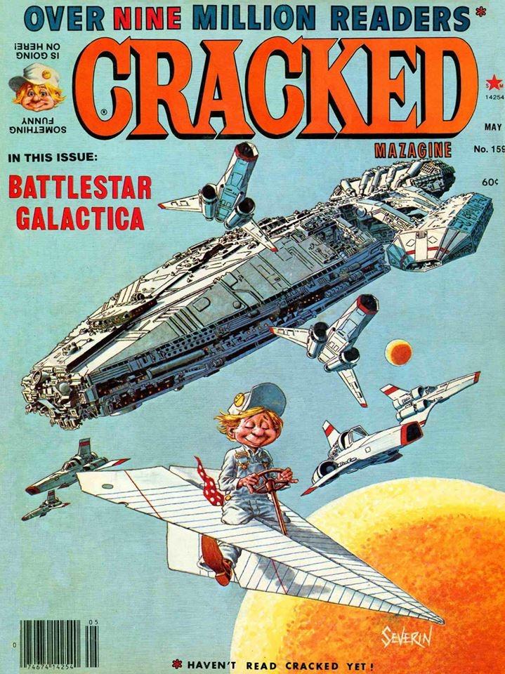 Cracked #159 • USA
