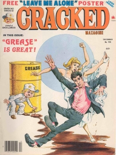 Go to Cracked #156 • USA