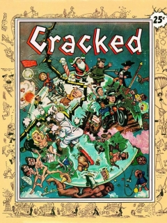 Go to Cracked #1 • USA