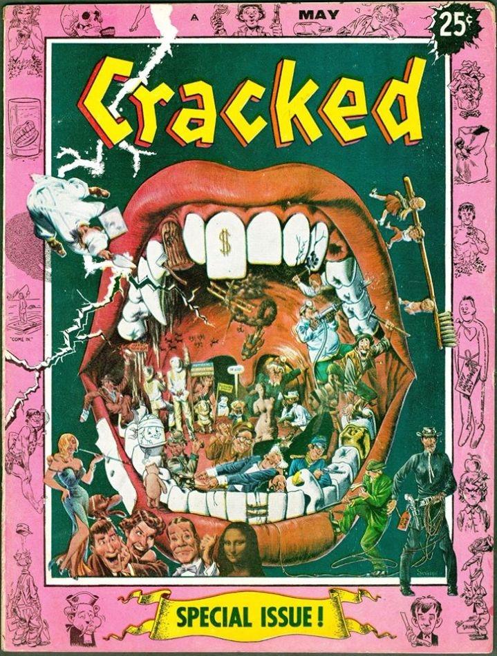 Cracked #2 • USA