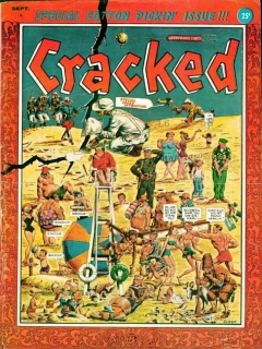 Go to Cracked #4 • USA