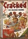 Cracked #5 • USA Original price: 25c Publication Date: 1st October 1958
