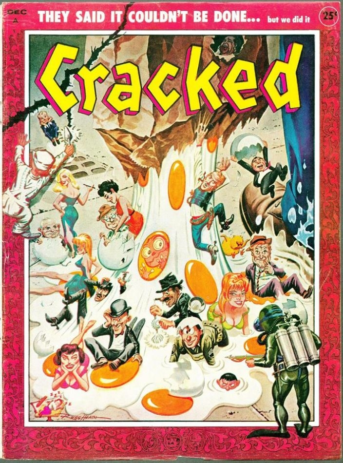 Cracked #6 • USA