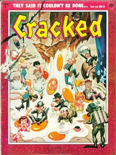 Go to Cracked #6 • USA