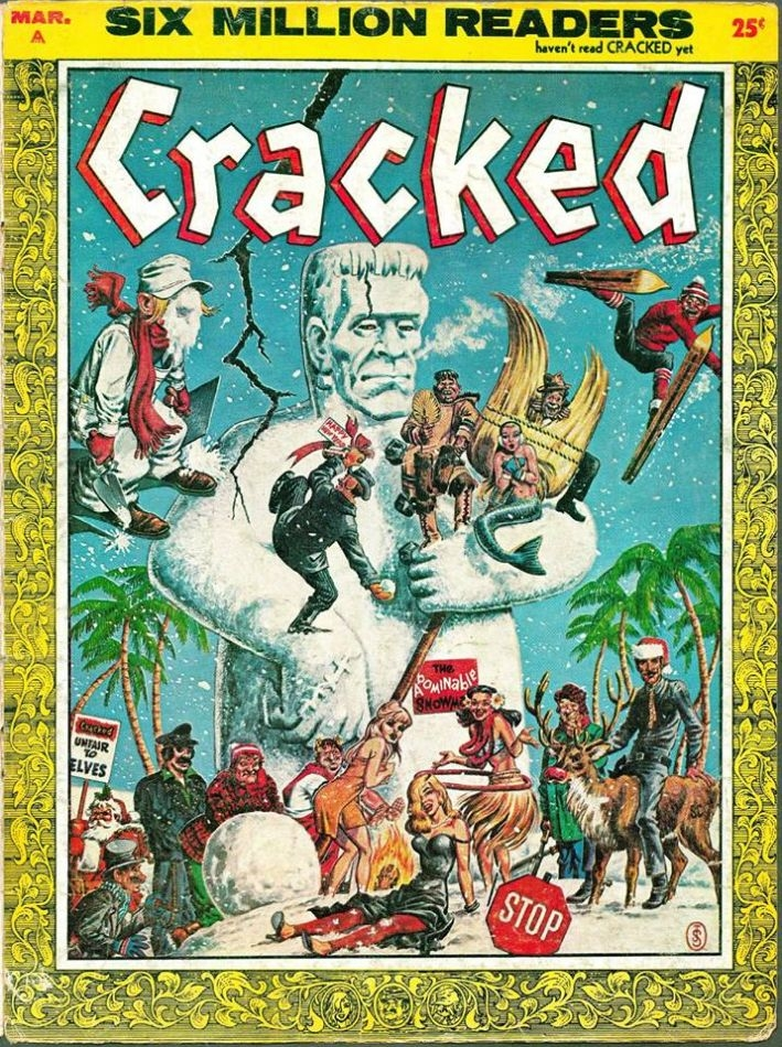 Cracked #8 • USA
