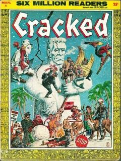 Go to Cracked #8 • USA