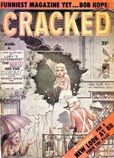 Cracked #10 • USA
