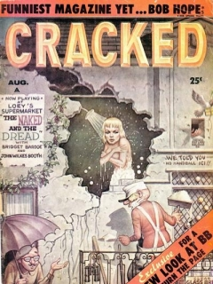 Cracked #10 • USA