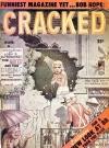 Cracked #10 • USA Original price: 25c Publication Date: 1st August 1959