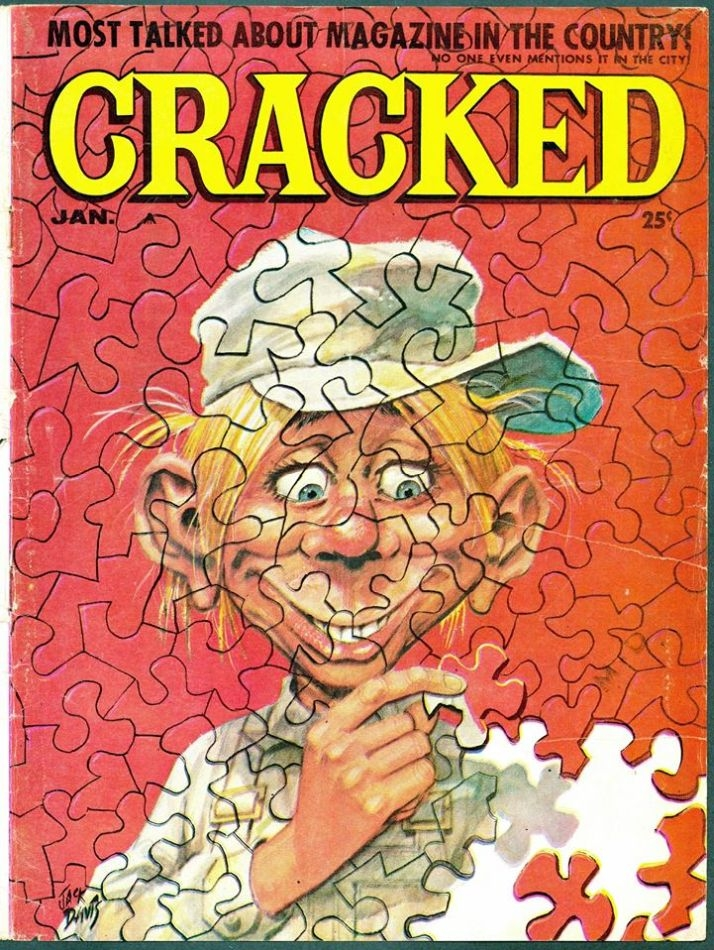 Cracked #12 • USA