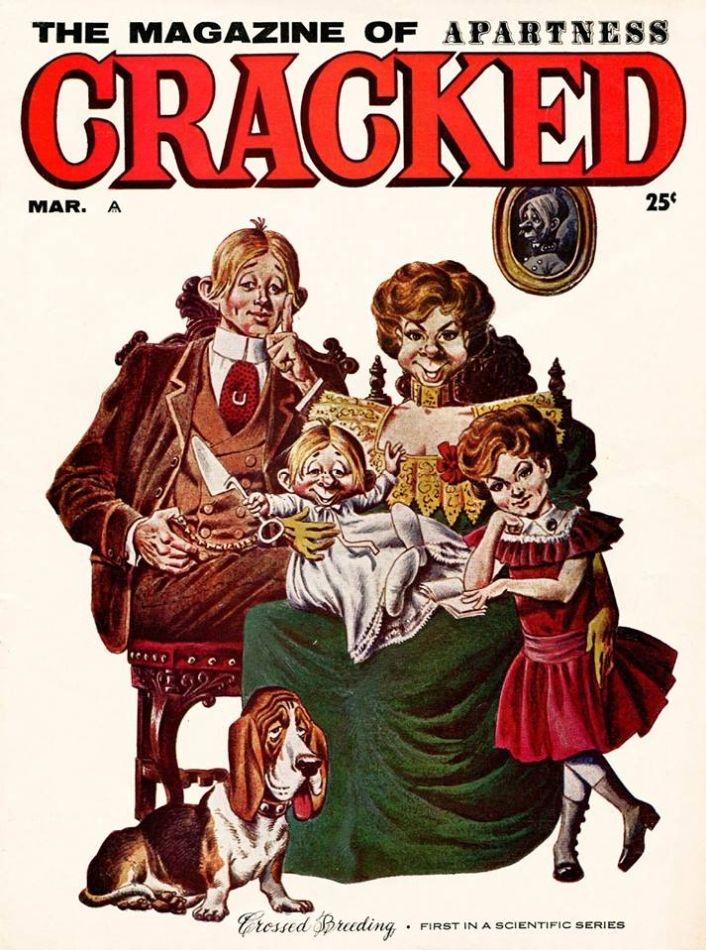 Cracked #13 • USA