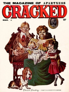Cracked #13 • USA