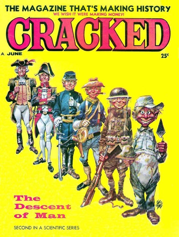 Cracked #14 • USA