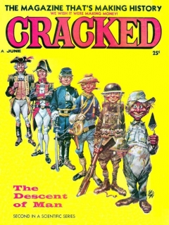 Cracked #14 • USA