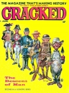 Cracked #14 • USA Original price: 25c Publication Date: 1st June 1960