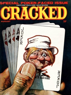 Go to Cracked #15 • USA