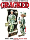 Cracked #16 • USA Original price: 25c Publication Date: 1st October 1960