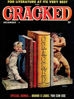 Go to Cracked #17 • USA