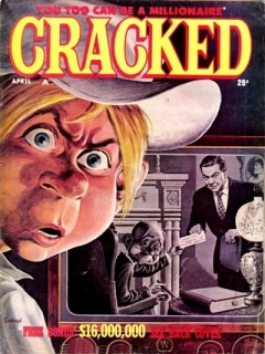 Go to Cracked #19 • USA