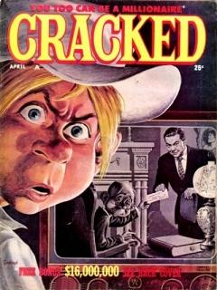 Go to Cracked #19 • USA