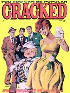 Go to Cracked #20 • USA