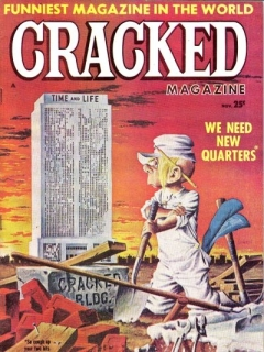 Go to Cracked #22 • USA