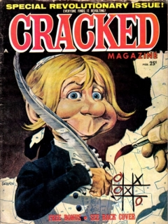 Go to Cracked #23 • USA