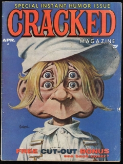Go to Cracked #24 • USA