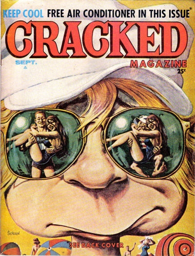 Cracked #26 • USA