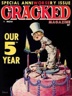 Go to Cracked #27 • USA