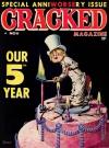 Cracked #27 • USA Original price: 25c Publication Date: 1st November 1962