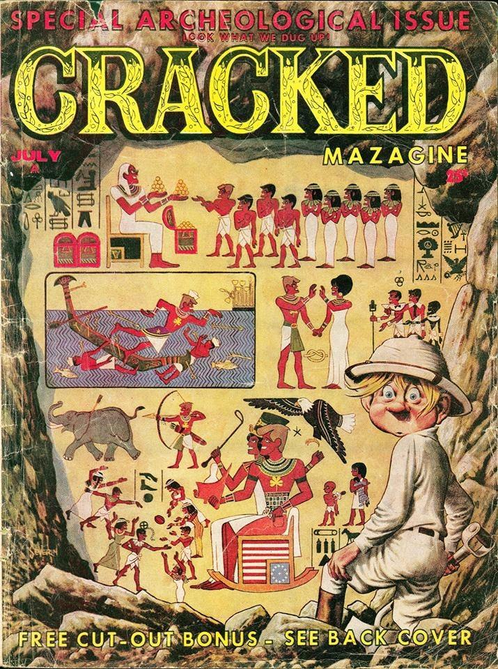 Cracked #30 • USA