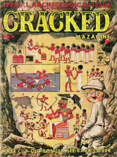 Cracked #30 • USA