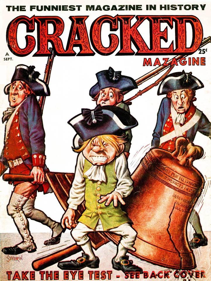 Cracked #31 • USA