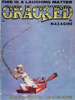 Cracked #32 • USA