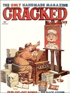 Go to Cracked #33 • USA