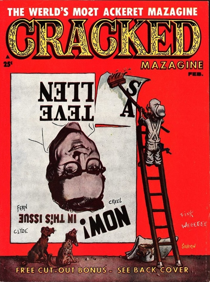 Cracked #34 • USA