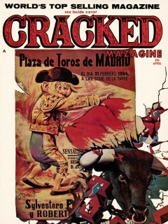 Go to Cracked #35 • USA